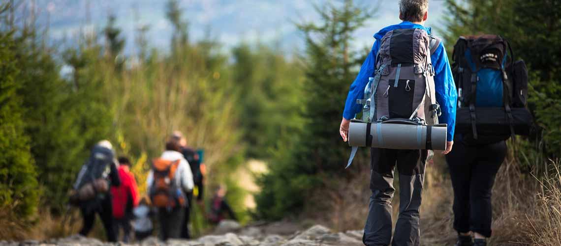 Vi giver dig oversigt over grej til friluftsliv og outdoor